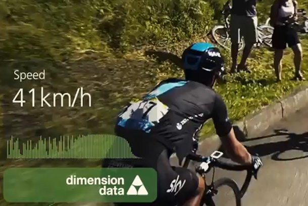 Digitizing the Tour de France 2017