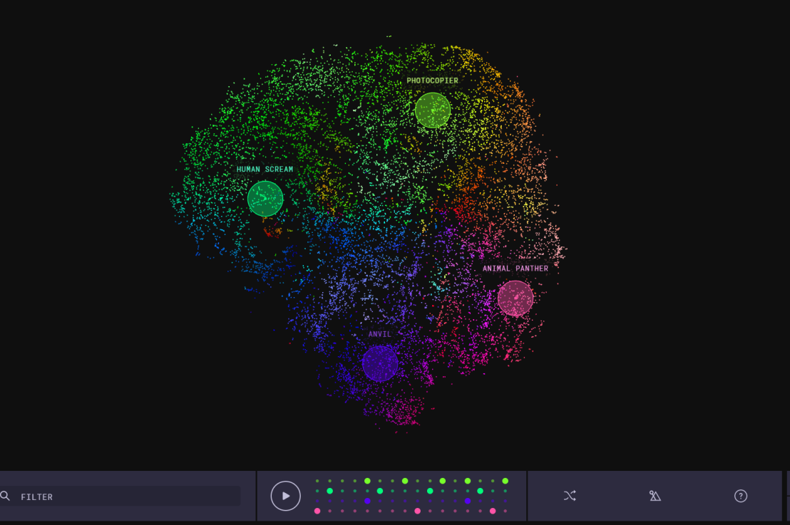 t-SNE, the Ultimate Drum Machine and more