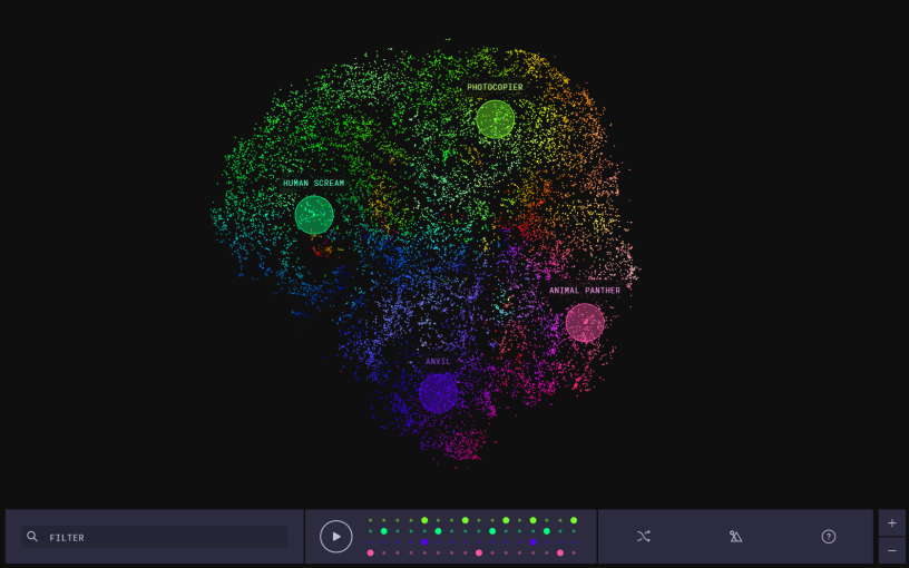 t-SNE, the Ultimate Drum Machine and more – paulvanderlaken com