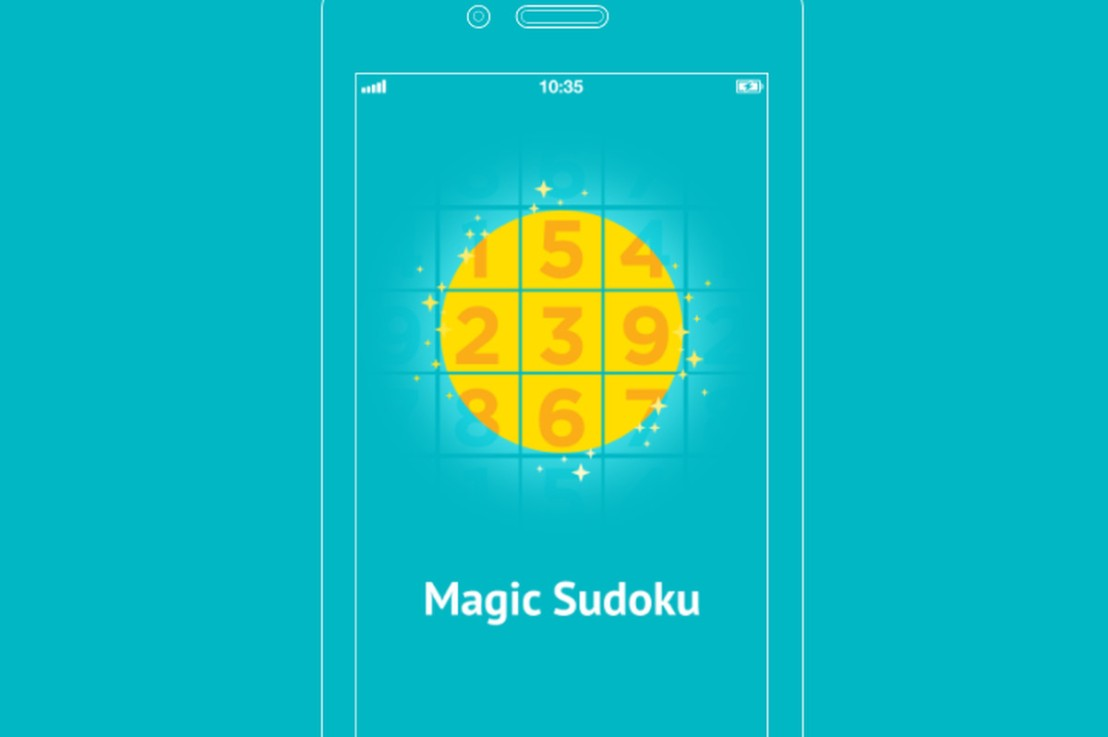 The Magic Sudoku App