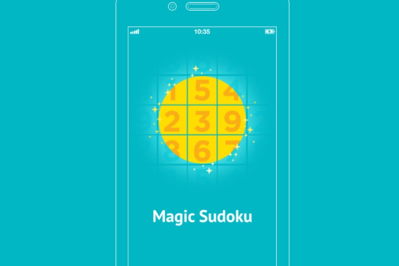 The Magic Sudoku App – paulvanderlaken com