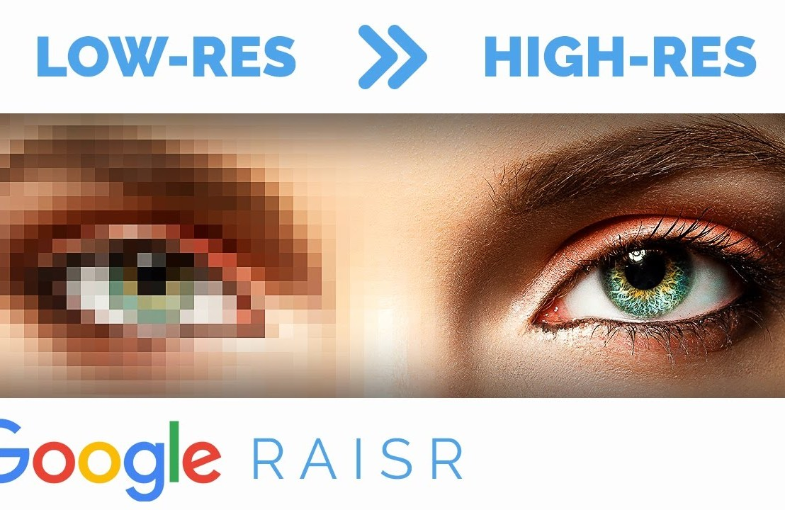 Super Resolution: Increasing image quality CSI-like