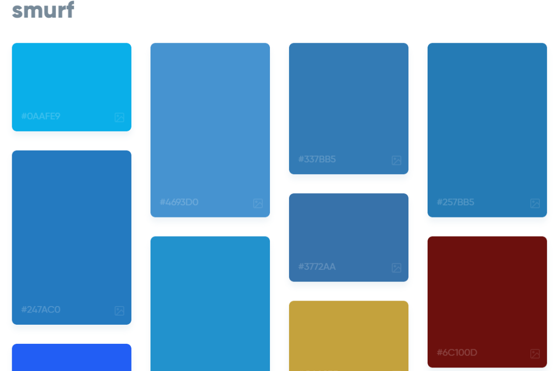 Google for Colors