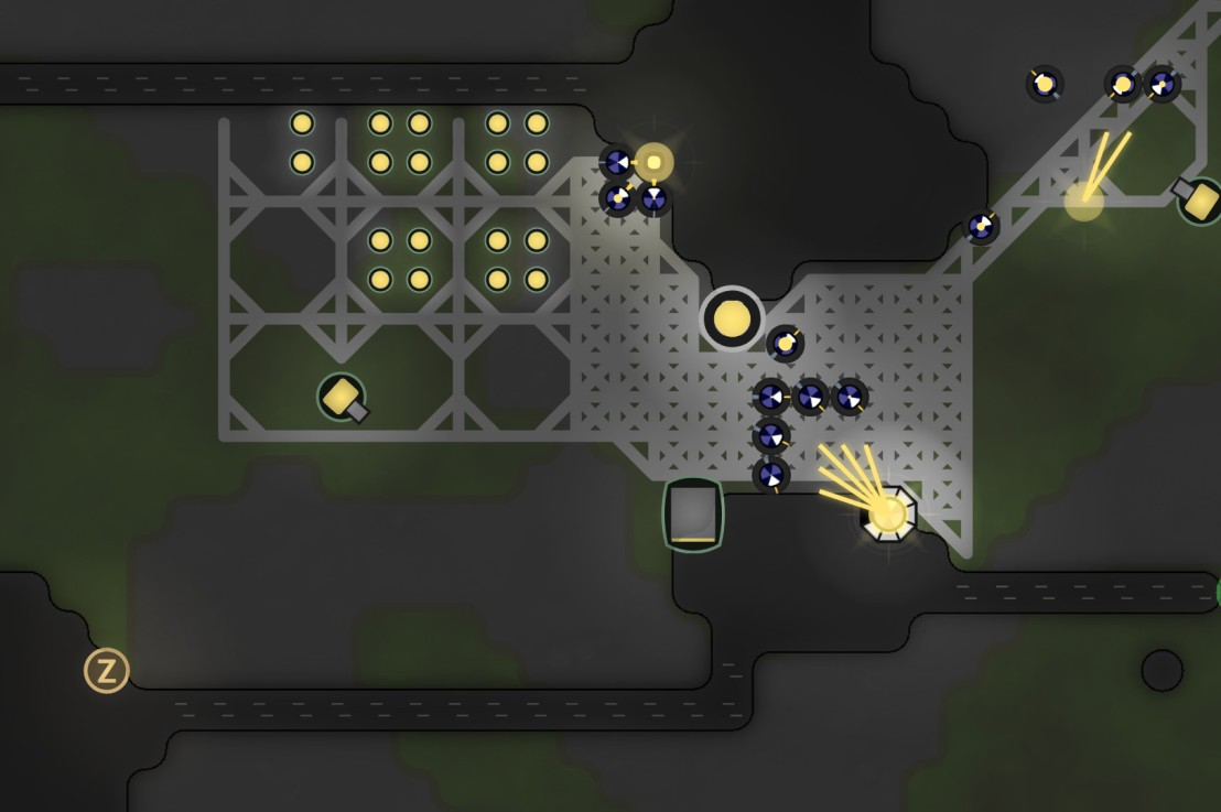Screeps: An AI colony simulation game for programmers