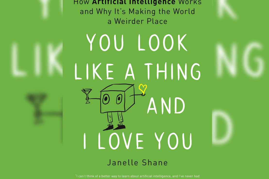 AI Book Review: You look like a thing and I love you